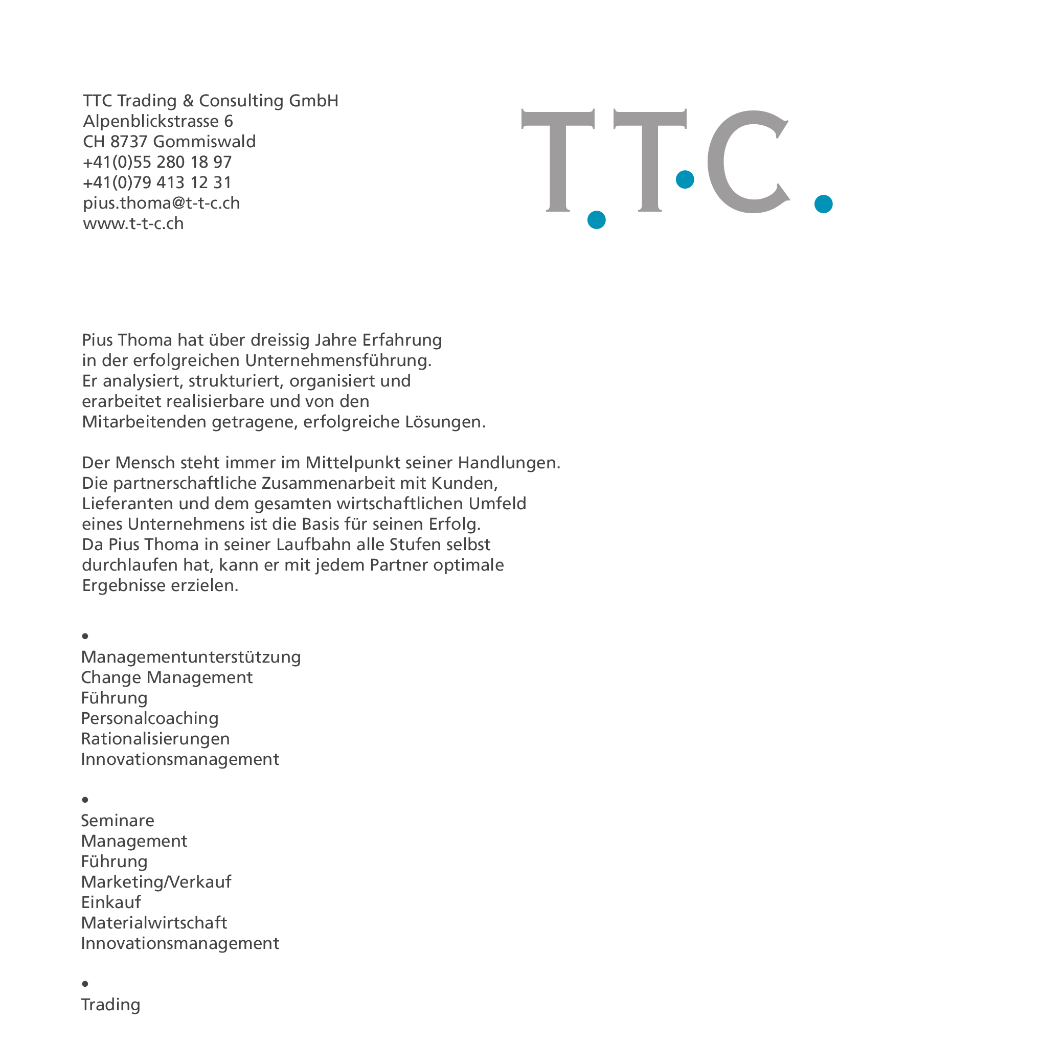 TTC Trading & Consulting GmbH